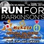 Run for Parkinson's en Murcia