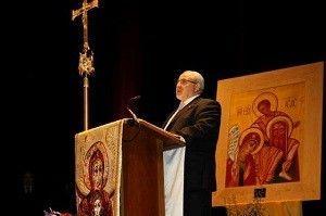 pregon Semana Santa 2013 Jose Luis Mendoza UCAM José Luis Mendoza, presidente de la UCAM, pregona la Semana Santa