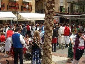 Bando de la Huerta Murcia Plaza de las Flores 300x225 Pasar el Bando de la Huerta, del martes al lunes anterior