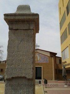 Camino Real de Castilla Murcia 225x300 El Camino Real de Castilla y su mojón en el barrio de San Basilio