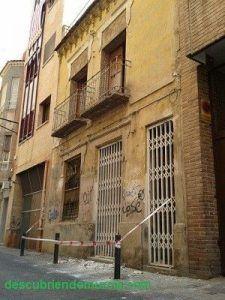 Marques de Ordono Murcia casa ruinas 225x300 En la ruina las casas y edificios inteligentes de principios de siglo