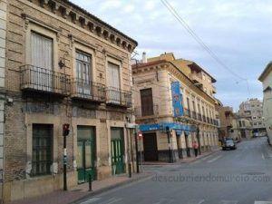 calle Mayor El Palmar Murcia 300x225 Una curiosa placa en la calle Mayor de El Palmar