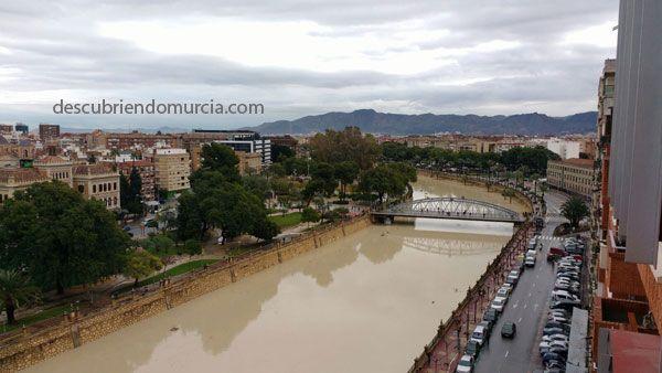 lluvias diciembre 2016 murcia rio segura Normandos (o Vikingos) remontan el Segura y saquean Orihuela