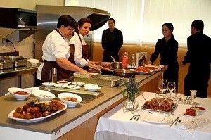 Cocina el Shabat Jornada Cutural Sefardi Murcia Cocina Sefardita en el Centro de Cualificación Turística de Murcia