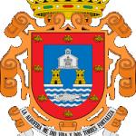 El escudo de San Javier, su albufera y las dos torres