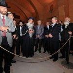 El Gran Rabino Sefardita de Israel visita la sinagoga de Lorca