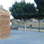 El León del Malecón vuelve a su emplazamiento original