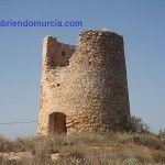 El Molino de Miguel Rancho en El Saladillo, Mazarrón