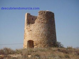 Molino de Miguel Rancho El Saladillo Mazarron 300x225 El Molino de Miguel Rancho en El Saladillo, Mazarrón