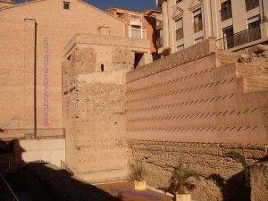 Muralla Islamica Murcia Veronicas 300x225 La mezquita más bella de Alejandría, se construyó en honor a un murciano