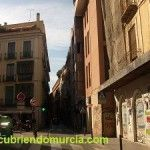 calle San Nicolas Murcia