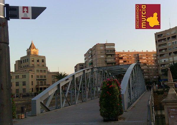 puente nuevo Murcia Ni Puente Viejo, ni vieja Condomina...