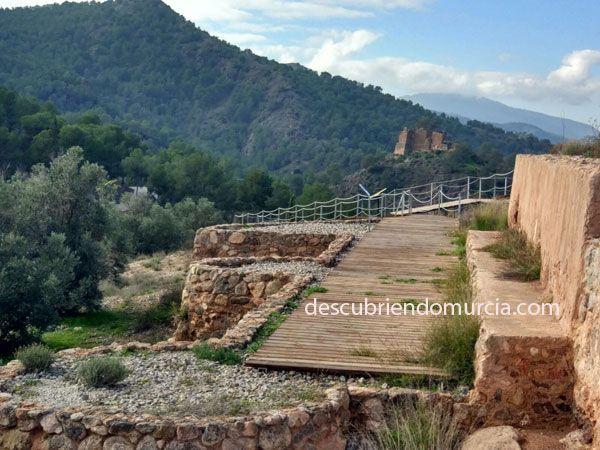 Santuario La Luz El Valle Murcia ¿Intentaron los Romanos fundar la ciudad de Murcia?...