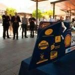 Presentación del Sun Rider, el bólido del UCAM Racing Team