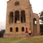 El Martyrium de La Alberca como Santa María del Naranco en Oviedo