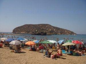 La Isla de Adentro Mazarron1 300x225 La Isla de Mazarrón con su necrópolis, su santuario y sus barcos fenicios