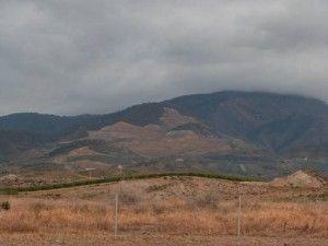 Parque Regional El Valle Alhama de Murcia ANSE pide detener la ampliación de la cantera FULSAN en Alhama