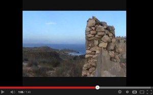 Loma de Percheles Mazarron Proyecto Masovera para salvar los cortijos