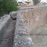El acueducto de El Alamillo en Mazarrón