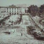 Fotos Antiguas de Murcia: Juana de Arco en La Glorieta