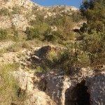 """Las """"caleras"""" de los montes murcianos"""