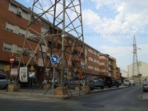 linea alta tension El Palmar Murcia 300x225 ¿Desaparecerá la línea de alta tensión que cruza El Palmar?