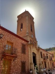 La Santa de Totana e1473174574413 Santa Totana, el santuario de Santa Eulalia en Sierra Espuña