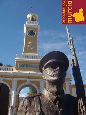 Arsenal Cartagena 1 Arsenal de Cartagena y la primera máquina de vapor de España