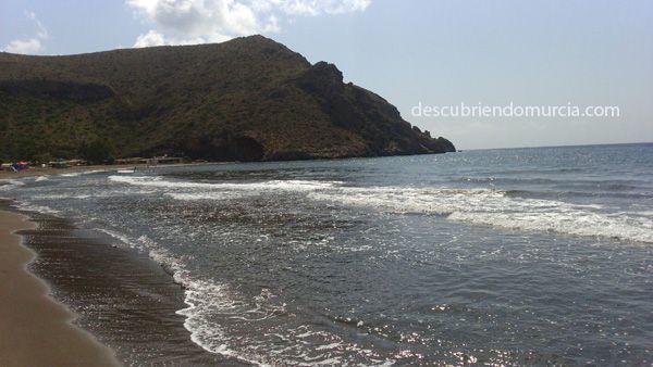 Cueva Palomas el gorguel La Union El Gorguel y su puerto pueden destruir la Sierra de La Fausilla