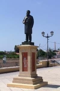 Malecon Murcia Jose Maria Munoz El centinela del Segura que se pagó su estatua