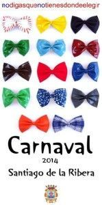 Carnaval Santiago de la Ribera 149x300 Carnaval de Santiago de la Ribera. Programa de Fiestas