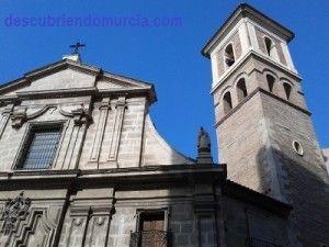 iglesia San Pedro Murcia 300x225 Diego Mateo Zapata. Médico, judío y murciano