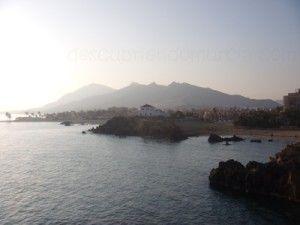 playas de Mazarron 300x225 La misteriosa piedra sepulcral de Epéneto...