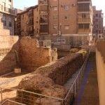 Puerta de la Traición, en la muralla medieval de Murcia