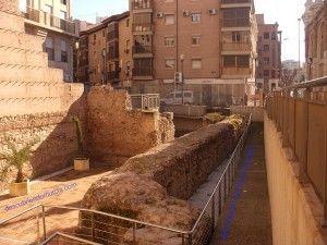Muralla Murcia Veronicas El infante Pedro arrasa el País Murciano y consigue un gran botín