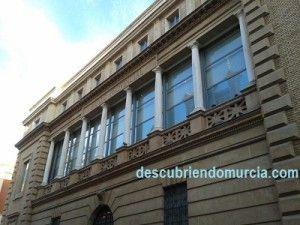 Museo Bellas Artes Murcia 300x225 Las blancas columnas del convento de los Trinitarios en Murcia
