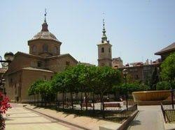 Plaza Mayor Murcia1 La cuesta de la Magdalena y el asilo de Arrepentidas