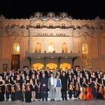 La Orquesta Sinfónica UCAM deleita a más de 10.000 personas