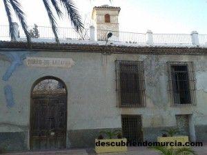 """Torre de Arcayna Churra Murcia 300x225 Se presenta el libro Churra. Historia y Recuerdos"""""""