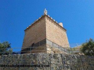 Torre de los Caballos Bolnuevo Mazarron 300x225 Un milagro contra los piratas en Bolnuevo Mazarrón