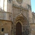 Puerta de los Apostoles Catedral Murcia