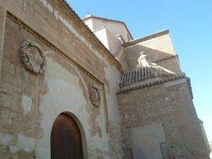 iglesia San Andres Mazarron 300x225 Iglesia de San Andrés en Mazarrón y la Catedral de Murcia