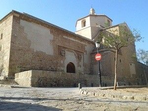 iglesia San Andres Mazarron Murcia Iglesia de San Andrés en Mazarrón y la Catedral de Murcia