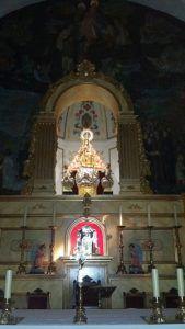 Aledo iglesia 169x300 Manuel Fraga elevado a los altares en Aledo