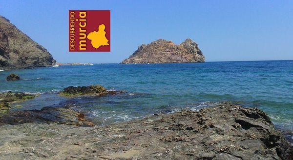 isla fraile aguilas Isla del Fraile en Águilas... ¿o del inglés?