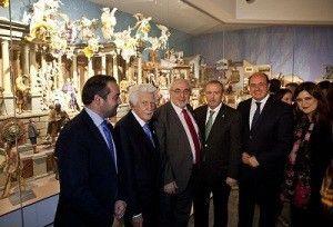 Belen Napolitano 300x204 El Belén Napolitano se queda en el Museo Salzillo de Murcia