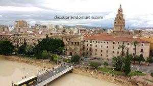 Murcia lluvias diciembre 2016 300x169 Los Vikingos por el río Segura
