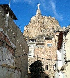 Monteagudo El rey murciano Ibn Hud y la joven cristiana