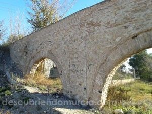 Acueducto Alcantarilla Murcia 300x225 La noria y el acueducto romano de Alcantarilla