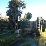La noria y el acueducto romano de Alcantarilla